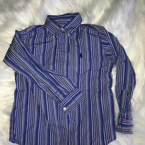 Ralph Lauren button down boys shirt